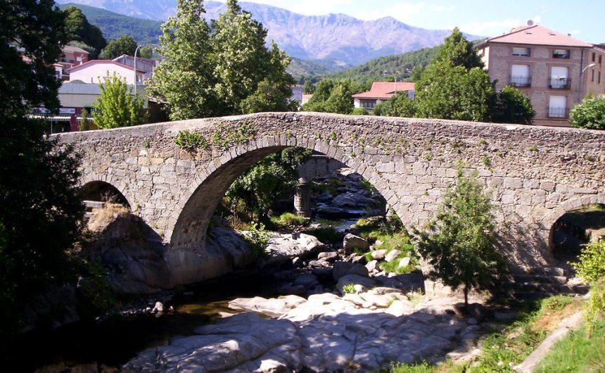 Puente Aquelcabos - Turismo Arenas de San Pedro